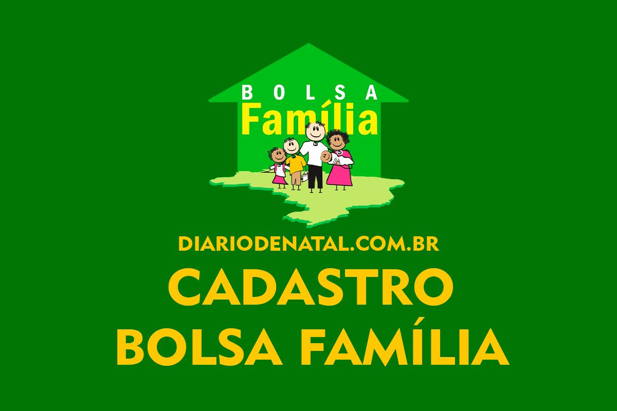 Cadastro Bolsa Família 2021
