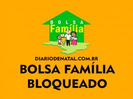 Bolsa Família Bloqueado 2021