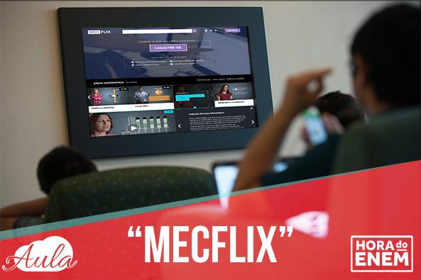 MecFlix Plataforma de Ensino Online