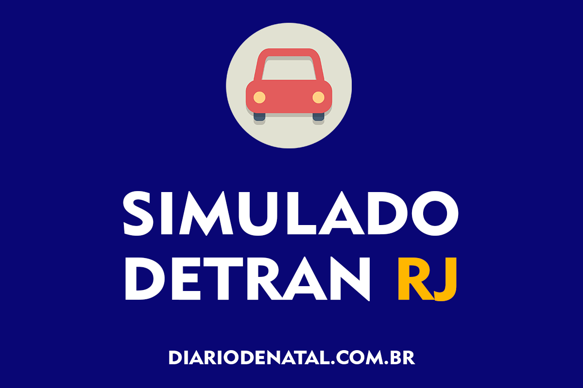 Simulado Detran RJ