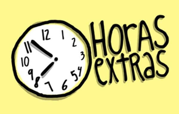 Cálculo de Hora extra CLT