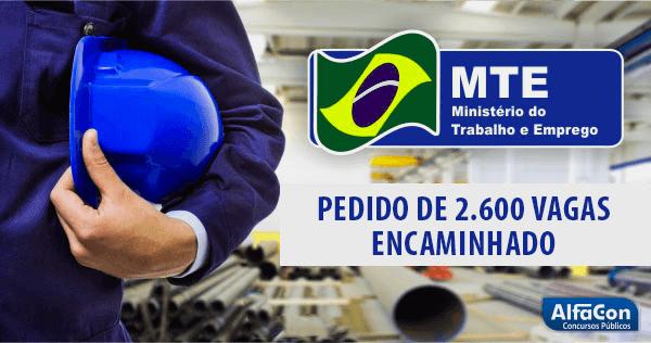 Concurso MTE 2021