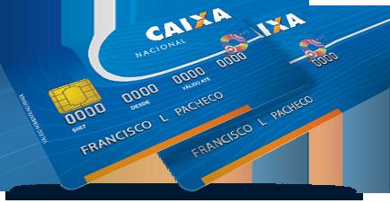 Cartão Mastercard Caixa