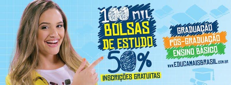 Educa Mais Brasil - São Milhares de Vagas para você aproveitar.