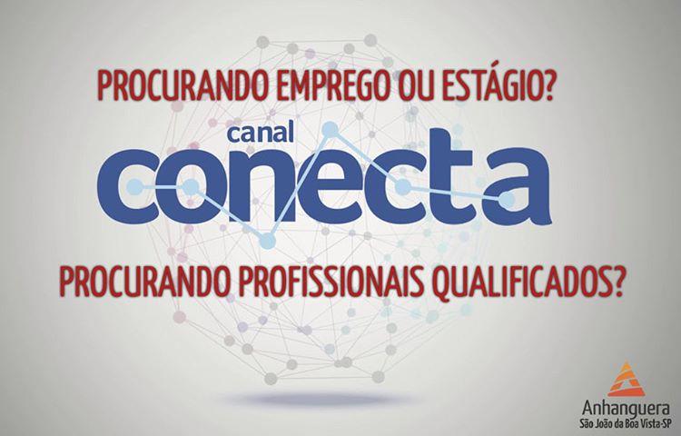 Empregos Canal Conecta