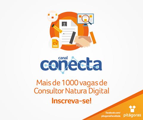 Inscrições Canal Conecta