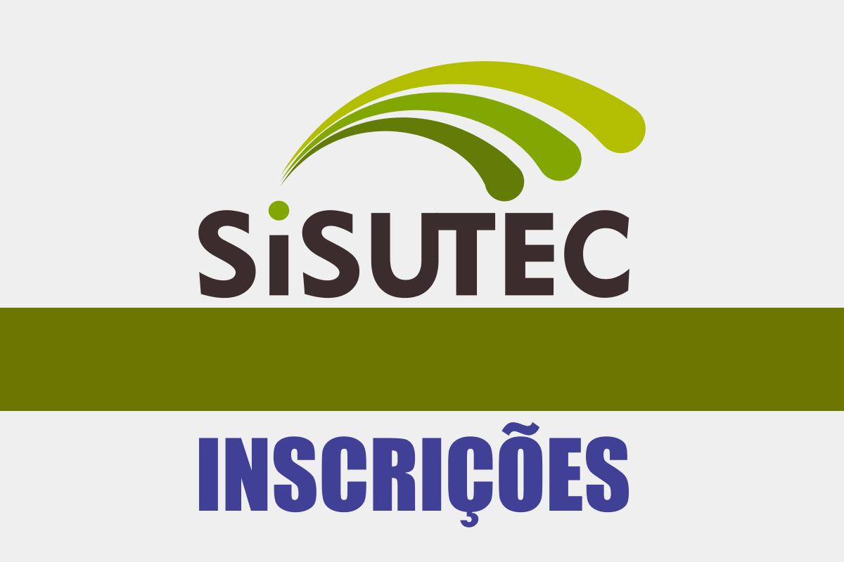 SISUTEC 2022 - Inscrições, Vagas e Cursos