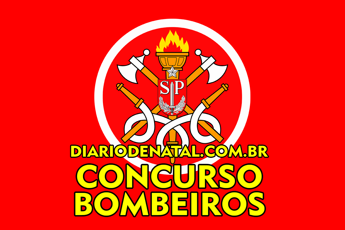 Concurso Bombeiros 2022