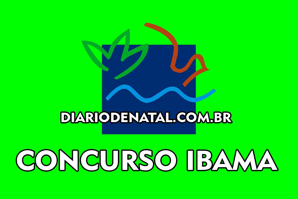 Concurso Ibama 2022