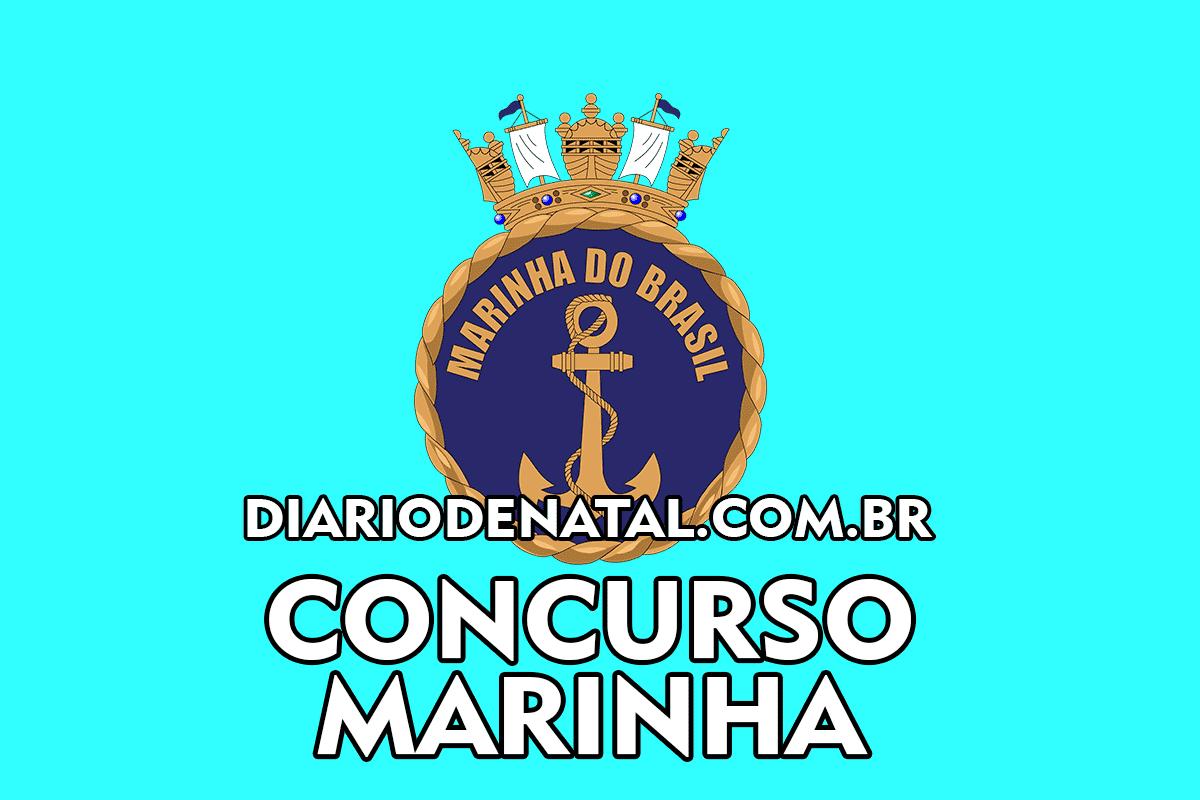 Concurso Marinha 2022
