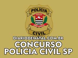 Concurso Polícia Civil SP 2021