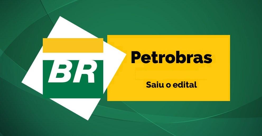 Edital Concurso Petrobras 2021