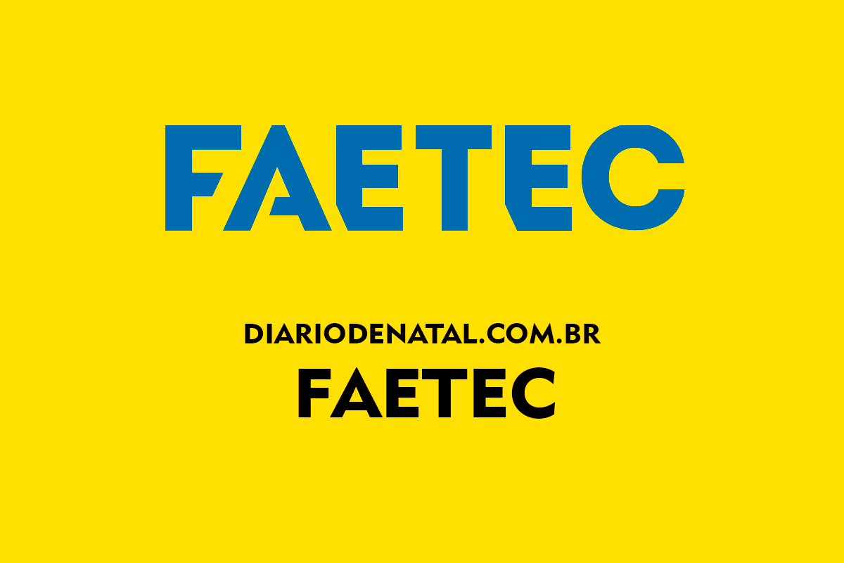 FAETEC 2022