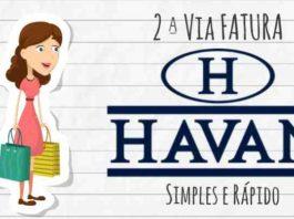 2ª Via Boleto Havan