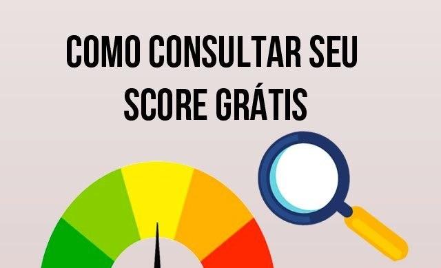 Consultar Score Grátis