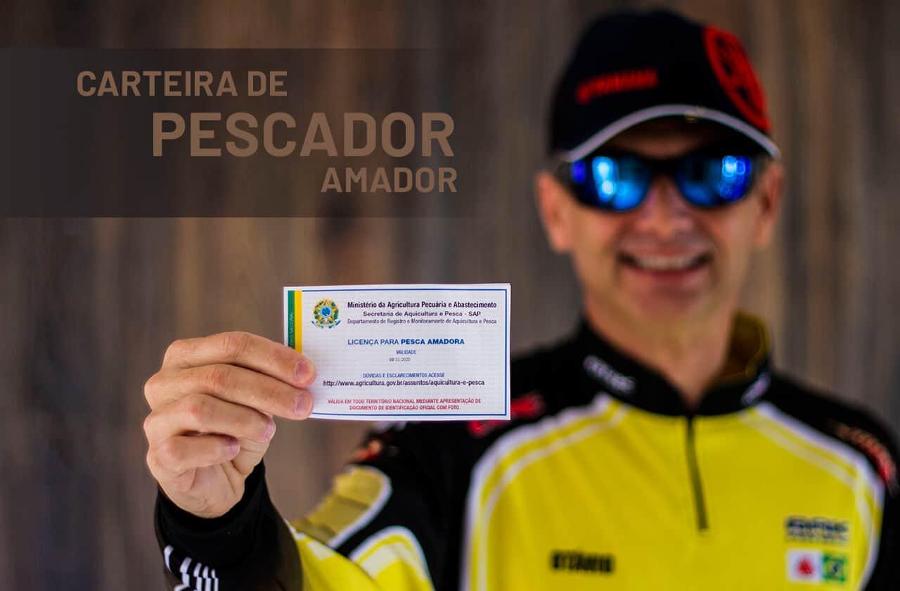 Licença de Pesca Amadora 2022