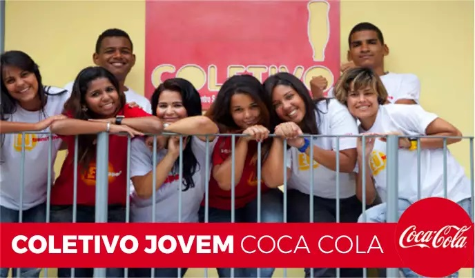jovem Aprendiz Coca Cola 2022