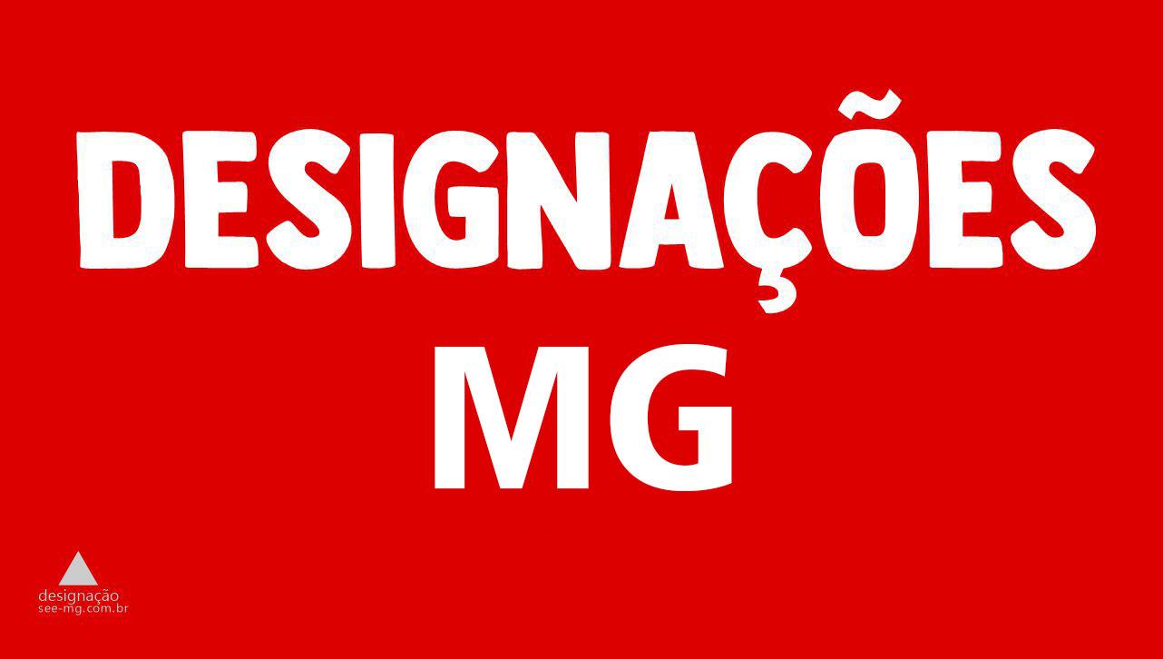 Designação MG 2021