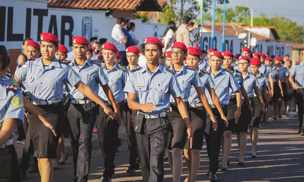Inscrição Colégio Militar 2022