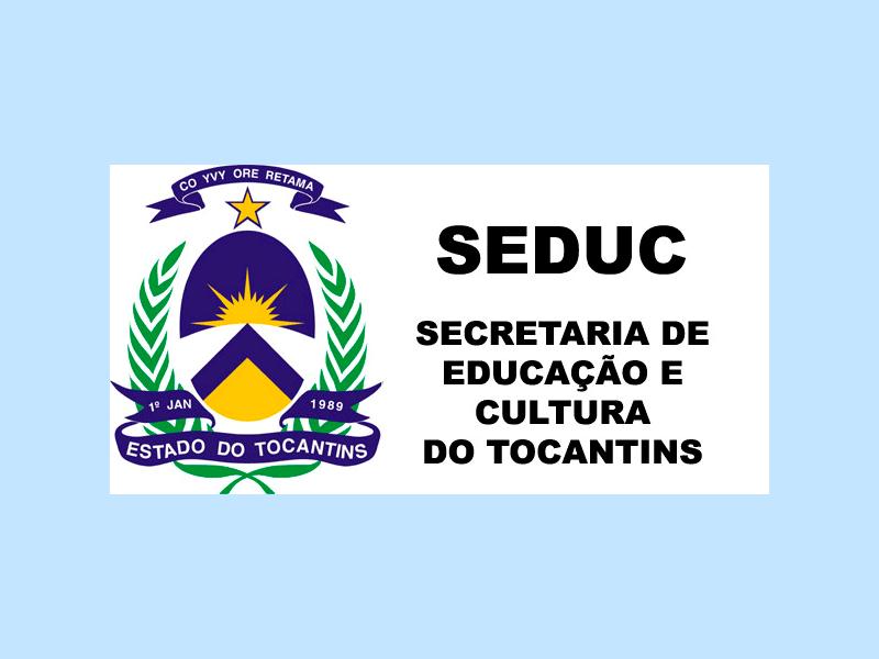 Matrícula SEDUC TO 2021