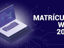 Matrícula WEB 2021