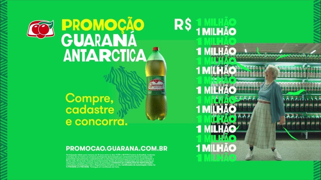 Promoção Guaraná Antarctica 2021
