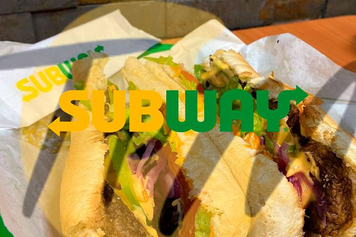 Promoção Subway 2021