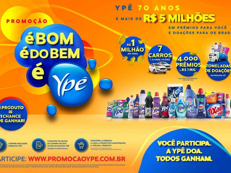 Promoção Ypê 2021