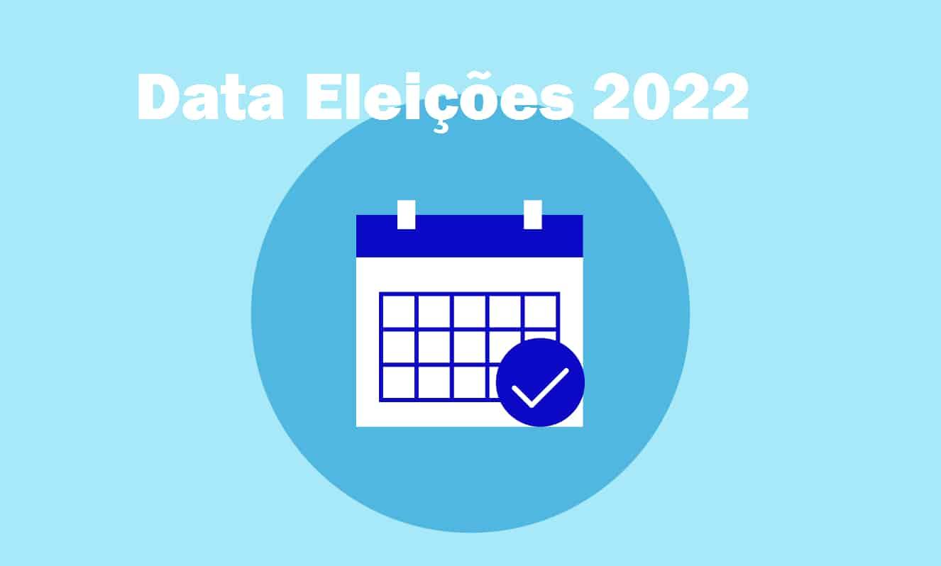 Data das Eleições 2022