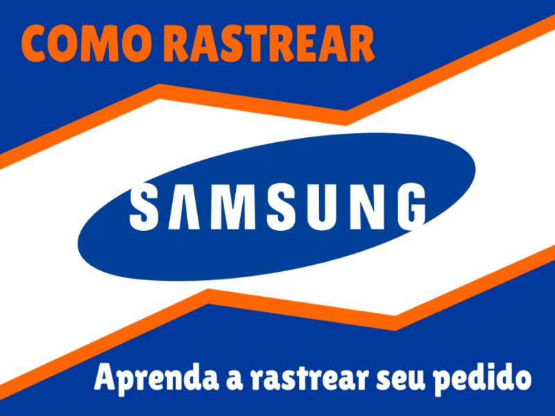 Samsung Rastreamento