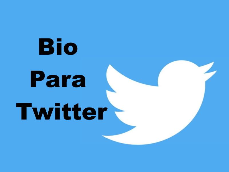 Bio para Twitter