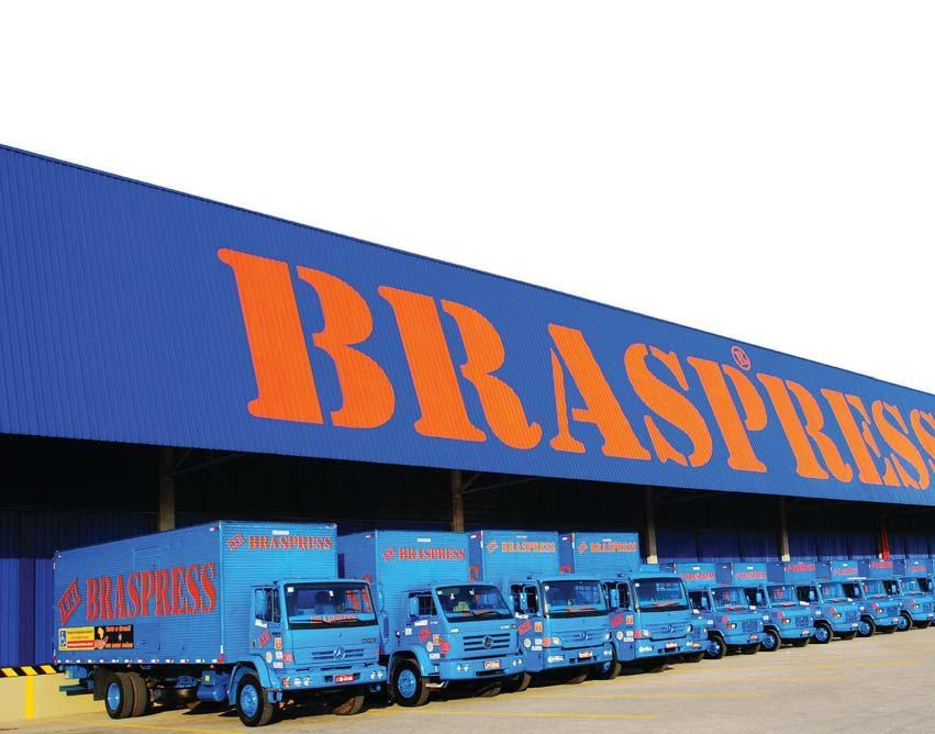 Braspress Rastrear
