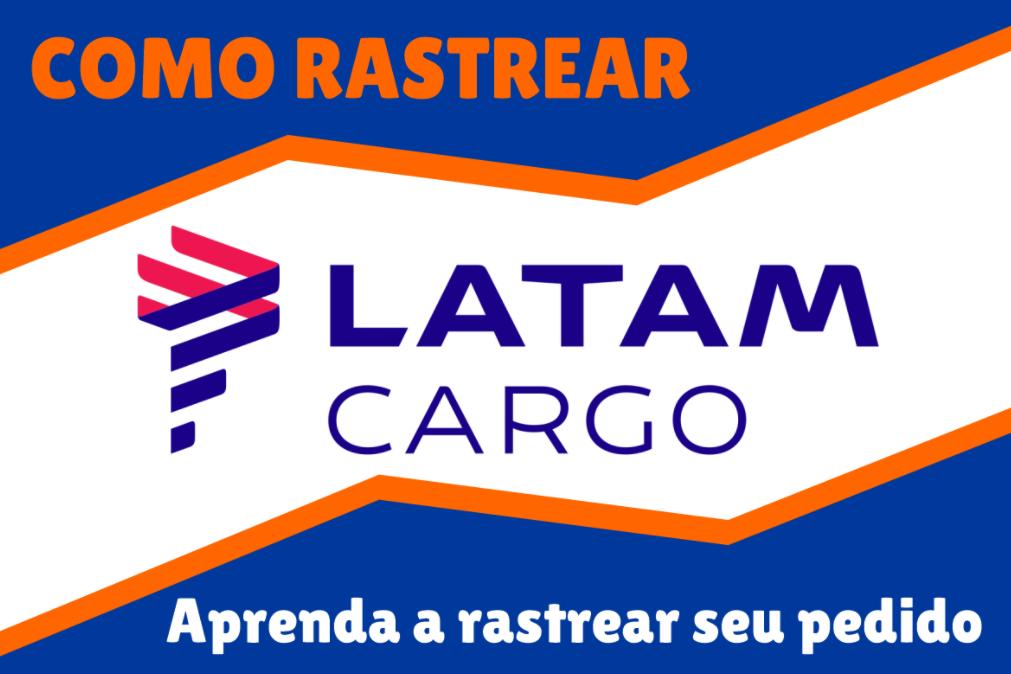 LATAM Cargo Rastreamento